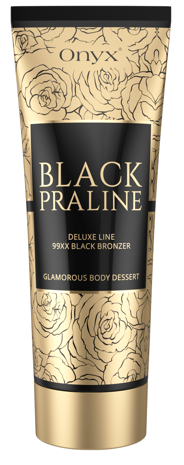 BLACK PRALINE  200 ml   onyxtan
